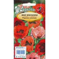 A wonderful mixture of double and single flowered poppies, with silky texture, in wide colours range from whites to apricots and reds. The poppy gives you magical garden flowers that leave you breathless with their irresistible charm. Easy to grow.