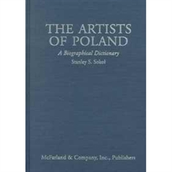 This is a comprehensive biographical dictionary of Polish artists from the fourteenth century to the present day. Nearly 1,300 men and women who have made lasting contributions in the fields of painting, illustration, sculpture, stage design,