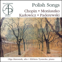 The Acte Préalable Publishing House is an unquestionable worldwide leader on the classical music market in terms of premiere recordings of Polish music. The label was founded in 1997 with a principal aim of promoting Polish classical music