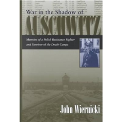 "1943: Polish underground fighter John Wiernicki is captured and beaten by the Gestapo, then shipped to Auschwitz. In this chilling memoir, John Wiernicki, a Gentile, details ""life"" in the infamous death camp and his battle to survive, physically and moral"