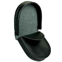 Handcrafted leather horseshoe shaped change purse.  Very popular with both men and women in Poland.  Made from the finest leather these are a perfect way to hold those spare coins.