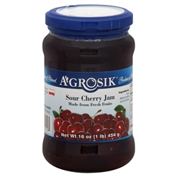 Poland is famous for fruit and berry jams.  Enjoy this delicious product made from fresh Morello cherries.