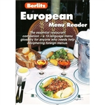A perennial best-seller, this 15-language menu glossary ensures that dining out in a foreign country will be easy, relaxing, and enjoyable. A trusted companion no one should leave behind, the Berlitz European Menu