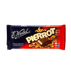 Wedel is Poland's oldest chocolate brand and one of the oldest Polish brands still in existence. For over 150 years it has been associated with genuine and original chocolate. The experience of more than one and a half century won the brand wide recognit