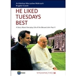This is an extraordinary story about the life of the blessed John Paul II.