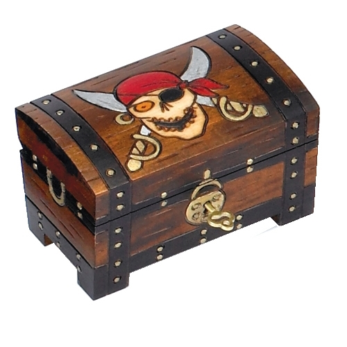 Polish Art Center - Polish Pirate Chest Box