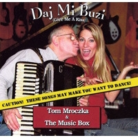 TOM MROCZKA & THE MUSIC BOX Band has been entertaining audiences since 1968. Playing many of the Greater Cleveland polka hot spots for years, the band has also been a popular choice for many area weddings. Now they are performing for many clubs, churches