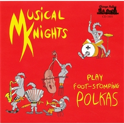 Chet Schafer is again using his Chicago Polkas label to give the polka