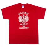 Perfect T-shirt for your significant other.  We can't all be born Polish but we sure can marry one!