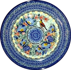 "Designed By Teresa Liana The artist has been connected with the Artistic Handicraft Cooperative ""Artistic Ceramics and Pottery"" since 1983. Since 1992 she has been a pattern designer."