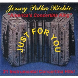 21 Instrumental Concertina Hits!