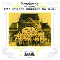 "In the past 30 years there are many individual concertina players, using a variety of styles, that have made names for themselves with polka bands. In the 1970s, Chet Lasik and His 47th Street Concertina Club graduated from being a ""gathering of musicians"