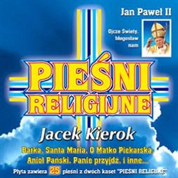 A beautiful selection of 26 religious songs, many on them favorites of St. John Paul II.