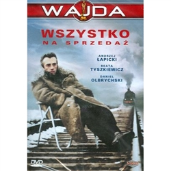 Inspired by the tragic death of the great Polish actor Zbigniew Cybulski, this Andrzej Wajda film focuses on the behind-the-scenes lives of a director and his actors when they are disrupted by the mysterious murder of their leading man.