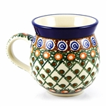 "Designed By Anna Pasierbiewicz The artist has been connected with the Artistic Handicraft Cooperative ""Artistic Ceramics and Pottery"" since 1970. Since 1992 she has been a pattern designer. Unikat pattern U42."