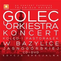 Unique DVD /CD set recorded live in the Basilica of Jasna Gora in Czestochowa, Poland on Dec 13,2013. The CD contains 21 carols and the DVD has 25.  Please note that the DVD is in European format (PAL) and will NOT play on most US DVD players.