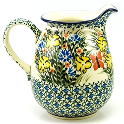 "Designed and signed by Lucyna Lenkiewicz. The artist has been connected with the Artistic Handicraft Cooperative ""Artistic Ceramics and Pottery"" since 1998. Since 2002 she has been a pattern designer. Signature Series Pattern: U1873."