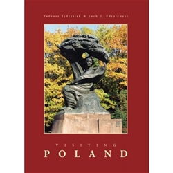 Getting ready to visit Poland? Want to learn more about your ancestral homeland? In either case this is the perfect book to learn everything you always wanted or need to know about Poland, its people, places and history. 192 pages packed with color pictur