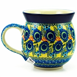 "Unikat pattern designed By Karolina Sliwinska. The artist has been connected with the Artistic Handicraft Cooperative ""Artistic Ceramics and Pottery"" from 2004. Since 2005 she has been a pattern designer. Signature Series Pattern: U2317."