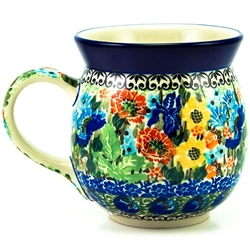 "Designed and signed by Teresa Liana. The artist has been connected with the Artistic Handicraft Cooperative ""Artistic Ceramics and Pottery"" since 1983. Since 1992 she has been a pattern designer. Signature Series Pattern: U4010"
