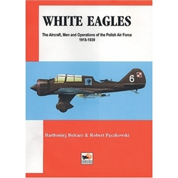 Polish fliers had to fight for their existence from the chaotic beginnings in the aftermath of World War I, through the Nazi and Soviet juggernauts in September 1939. In White Eagles the authors describe, squadron by squadron in enormous detail, exactly