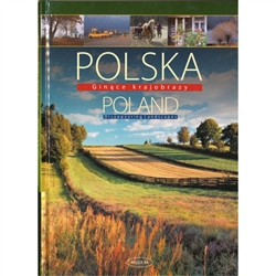 This album presents the landscapes we can still see in Poland, which many of us take for granted and do not always appreciate their beauty and significance. Two geographers in love with Polish landscapes are our guides. The book aims at showing the beauty