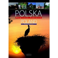 This album serves as an invitation to Podlasie, a region of stunning nature and fascinating culture. Podlasie's small towns, enchanting villages and friendly local people all contribute to the specific charm of the region. Here, the worlds of nature