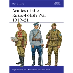 In 1917 Poland was recognised as a state by Russia, but the Bolshevik coup threatened this. The Polish leader Marshal Pilsudski hurried to build an army around Polish World War I veterans, and in 1918 war broke out for Poland's independence, involving the