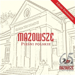 """Polish Songs"" is a remarkable album, which was created to commemorate the 65-th anniversary of the State Folk Song and Dance, Mazowsze."