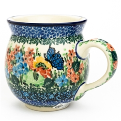 "Pattern Designed By Teresa Liana. The artist has been connected with the Artistic Handicraft Cooperative ""Artistic Ceramics and Pottery"" since 1983. Since 1992 she has been a pattern designer. Unikat pattern number U3996."