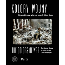 The album is unique as it shows the German attack on Warsaw in 1939 through colourful images. The colours in the pictures which show the bombed buildings and desperate people, make a great impression, bringing those times closer to today's viewer.