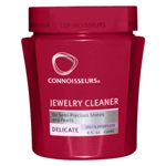 Formulated to gently clean and revive brilliance to delicate jewelry, our Delicate Jewelry Cleaner is