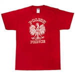 So what if you're not really descended from Polish royalty, we won't tell if you don't, and with this Polish Prince T-shirt who would doubt you?