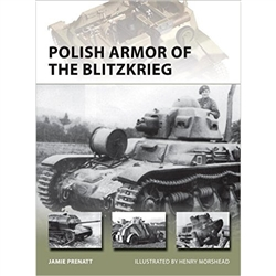 The Polish army that fought for its homeland in 1939 conjures up tragic images of infantry and dashing, but ineffective and ultimately doomed cavalry charges. In actuality the Poles, in the midst of a large-scale re-armament program, had up to 600 armored