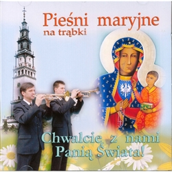 A beautiful selection of 21 songs to Mary played by a trumpet duet. (All Instrumental)