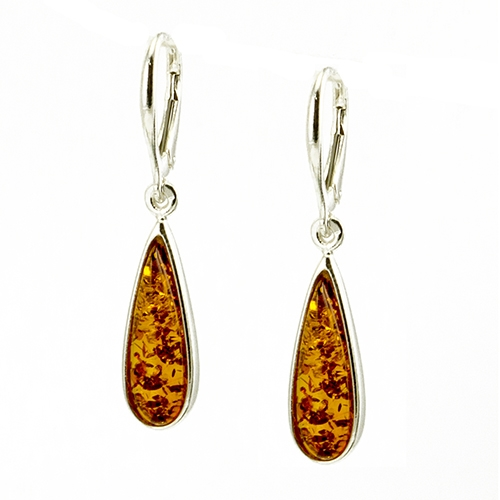 Amber Bursztyn In Polish Is Fossilized Tree Sap That Dates Back 40 Million Years