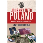 Journey Into Poland is a memoir about family and the search for my roots, but it's more than that. I wanted to introduce you to its enchanting beauty; its friendly, obliging people; and sprinkle in some of its history one must know in order to understand
