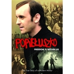 The stirring, powerful true story of Blessed Jerzy Popieluszko, the courageous young priest martyr who became the chaplain and spiritual leader of the large trade union in Poland, Solidarity, in the 1980s. At 37 yrs. old, Fr. Popieluszko was brutally