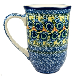 "Unikat pattern designed and signed yy Karolina Sliwinska. The artist has been connected with the Artistic Handicraft Cooperative ""Artistic Ceramics and Pottery"" from 2004. Since 2005 she has been a pattern designer. Signature Series Pattern: U2317."