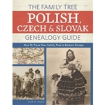 Trace your Eastern European ancestors from American shores back to the old country. This in-depth guide will walk you step-by-step through the exciting--and challenging--journey of finding your Polish, Czech, or Slovak roots.