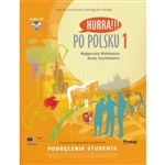 This book and cd set is designed for learning Polish under a teacher's guidance as no English is included in the book.  Used as a textbook at the University of Michigan for first year Polish.  Includes texts which are authentic and modeled on contemporary