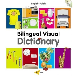 Milet's Bilingual Visual Dictionary series provides an interactive and entertaining way for children to learn words in two languages. It is designed for children aged 5 -14, but preschool children can also learn by looking at the pictures and listening