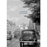 "Truly exceptional varsavianum - a literary notebook containing excerpts from poems, novels, and essays by many renowned authors and beautiful photographs depicting old-time and contemporary Warsaw Literary notebook containing ""Warsaw-oriented"" excerpts"