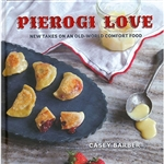 "Casey Barber's tribute to the pierogi includes everything from the classic Polish cheddar and potato filling to the American-inspired Rueben pierogi and ""Santa Fe-rogi,"" and even a world tour with falafel and crab Rangoon. Sweet fillings include sour cher"
