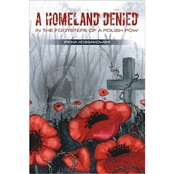 A Homeland Denied follows the horrific journey of Waclaw Kossakowski, a young Warsaw University student whose peaceful life was changed dramatically and with far reaching consequences that fateful day of 1st September, 1939.