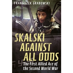 Skalski Against all Odds: The First Allied Ace of the Second World War provides a gripping and detailed account on the career of General Stanislaw Skalski, the leading Polish fighter ace. Skalski gallantly served from the first day of the Second World War