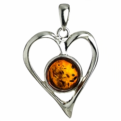 Amber (Bursztyn in Polish) is fossilized tree sap that dates back 40 million years. It comes from all around the world, but the highest quality and richest deposits are found around the Baltic Sea.
