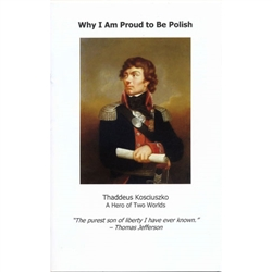 This booklet seeks to distill a few of the extraordinary contributions Poles have made to world culture, to the struggle for liberty, and to the ideas and experiences that are at the heart of free and democratic societies everywhere.  In short, this book