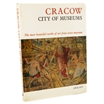 This album features the most beautiful works of art from seven museums in Cracow: Wawel Castle, The National Museum, The Museum of the Jagiellonian University, The Jageillonian Library, The Archeological Museum, The Ethnographic Museum and the Historical