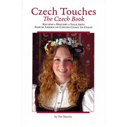 This book celebrates Czech culture, history, and traditional foods and recipes. You'll find information about Czechoslovakia and the Czech Republic, as well as historic sites and museums in Prague.